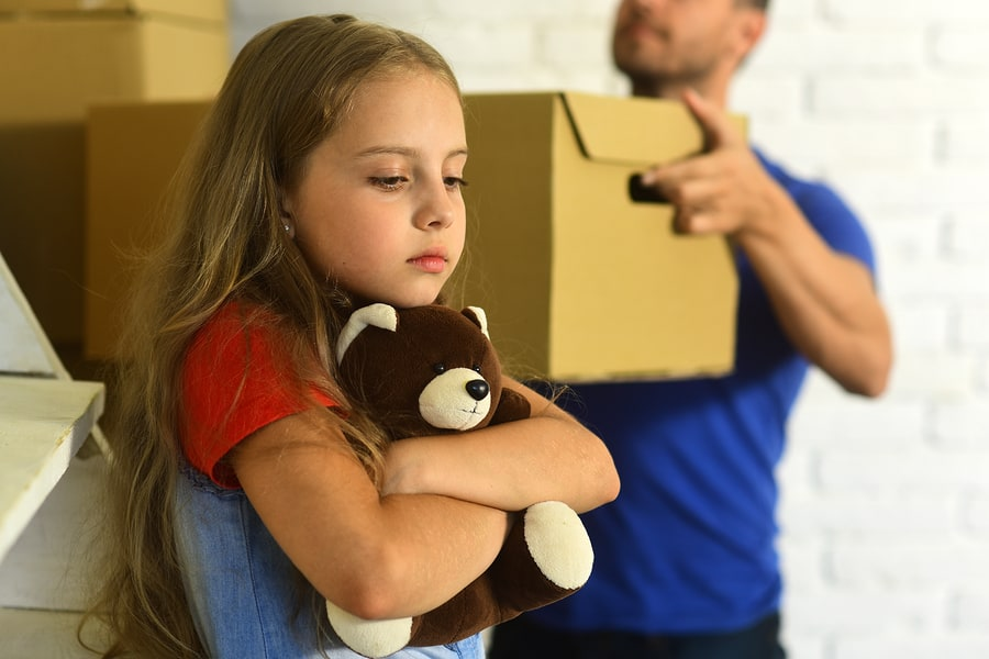 My Child and I Live In Naples, Florida But I Want To Move.  How Can I Move With My Child?