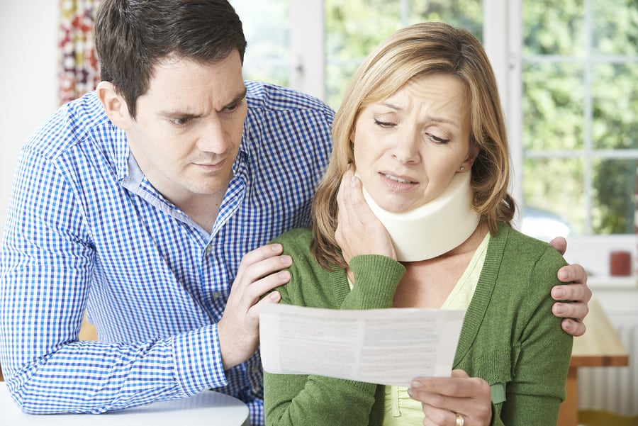 Accident and Divorce in Naples, Florida