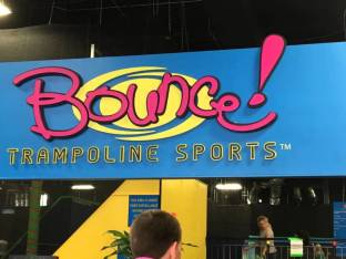 Parenting in Naples # 6: Bounce Trampoline Sports