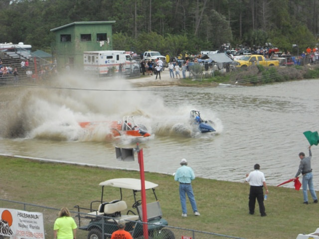 Parenting Alone in Naples, Florida # 8: Swamp Buggy Races.