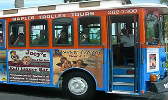 Parenting Alone in Naples, FL # 26: Naples Trolley Tours