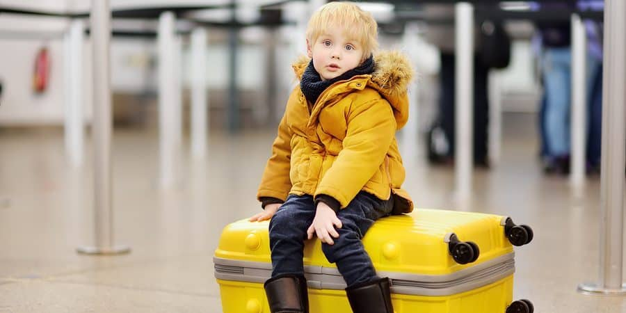 Traveling With Children After a Naples, Florida Divorce