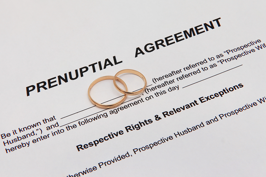 Enforcing or Breaking a Prenuptial Agreement in Florida